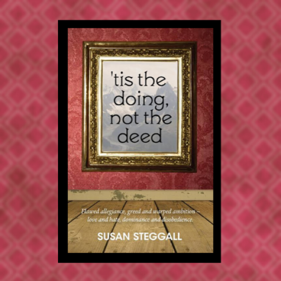 Tis the doing not the deed book cover