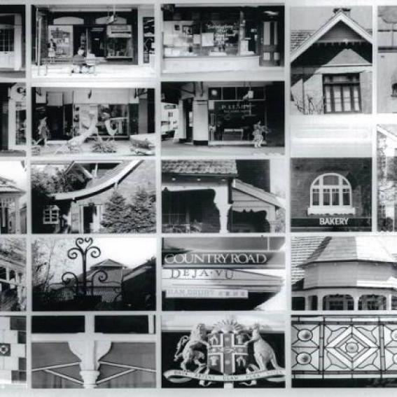 Researching a Mosman House