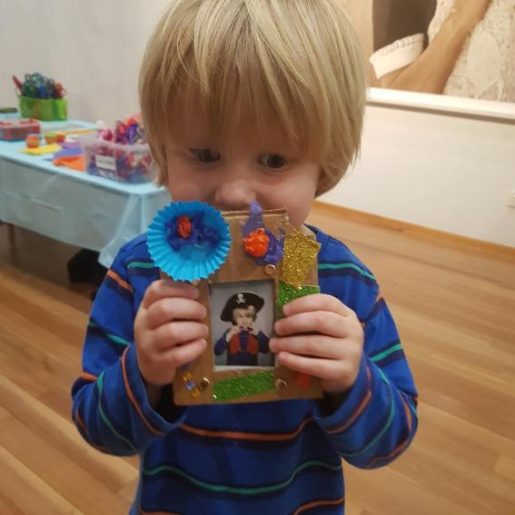Art Explorers at Mosman Art Gallery